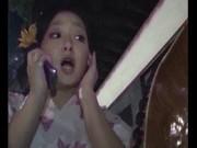 หลุดสาวสวยโดนแก๊งวัยรุ่นจับรุมข่มขืน แม่งแฟนกำลังโทรตามกลับบ้านเลย โดนรุมโทรมหลังงานประจำหมู่บ้านเลยครับฉาวมาก