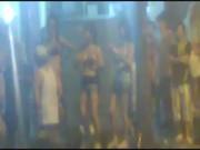 แอบถ่ายวัยรุ่นเล่นน้ำโชว์นมข้างถนน กลางเมืองเชียงใหม่ครับ เด็ดโคตรๆ กล้ามากSexy