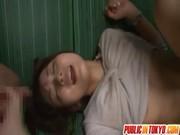 คลิปสาวญี่ปุ่นโดนลงแขกบนรถทัวอย่างมันลีลาโคตรเด็ดอมควยอย่างเก่งนอใหญ่โคตรๆ