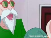 Dragon Ball Z ภาคพิเศษ ครับหาดูยาก สวิงกิ้ง Bulma หัวนมชมพูอย่างเด็ด น้ำหีย่อยเต็มพื้นอ่ะครับ ท่านผู้ชม