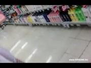 แอบส่องใต้กระโปรงไฮโว ในห้างดังอย่างเด็ด เห็นตูดขาวๆ อย่างชัดห้ามพลาดเลยครับ คอคนโรคจิต ชอบแอบดูกกน.
