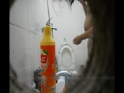 แอบถ่ายนักศึกษาข้างห้องอาบน้ำ นมใหญ่หมอยดำน่าเย็ดมากๆๆ