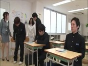 2ครูสาวขี้เงี่ยน ให้ท่านักเรียนชาย ให้นักเรียนชายช่วยกันรุมเอา ขาวๆๆเน้นๆๆ หีเนียนๆๆน่าเลียมากๆๆ
