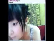 คลิปสาวน้อย Chines อายุ 14 ปี โชว์ลวดลายบีบขย่ำนมตัวเองก่อนก้มลงใช้ลิมฝีปากตัวเองค่อย ๆ ดูอย่างเสียว