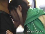สาวญี่ปุ่นโดนลักหลับบนรถโดนสารอย่างเด็ดเสียวมากๆเย็ดหีเสียวสุดสุดเอวดีมากๆเขี่ยหัวนมโคตรเสียว