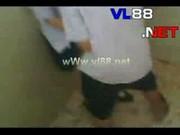 Asian school คลิปหลุดจากในรั่วโรงเรียนเอกชนชื่อดังแอบถ่ายเพื่อนมีอะไรกับเพื่อนสาวในห้องน้ำ