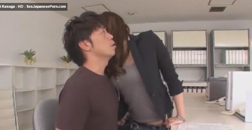 สาวญี่ปุ่นโดนเย็ดหีโคตรเด็ดเอวดีลีลาเด็ดกระแทกหีมันมากๆนมใหญ่หัวนมชมพูเย็ดไม่ยั้งร้องลั่น