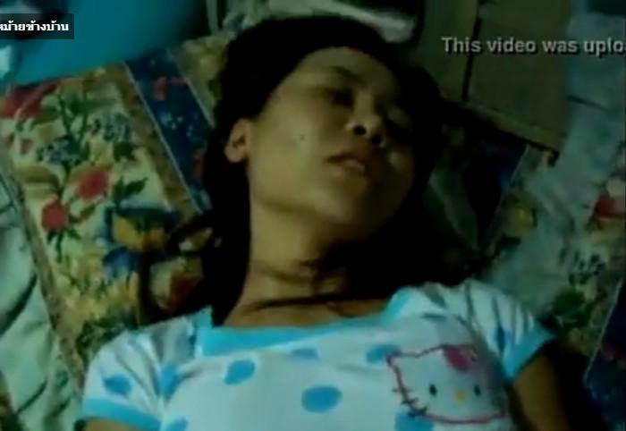 คลิปหลุดไทยเย็ดสาวแม่ม่ายข้างบ้านหีฟิตมานานสงสัยจะเสียวน่าดู