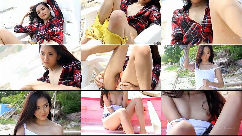 Lolita Cheng v.3 ถ่ายแบบนอกสถานที่คอนเซป คาวเกิล อย่างเด็ด แก้หมดถอดหมดตามสไตล์เธอจริง สวยมากหีอย่างเนียน