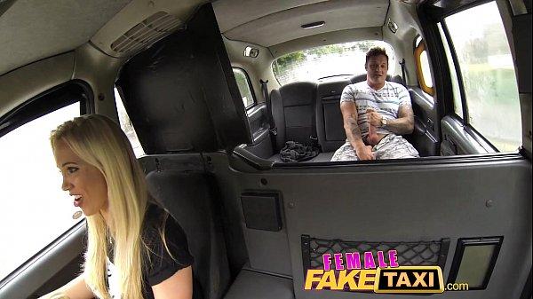 Fake Taxi สาวนักขับชวนเสียว แวะจอดรถชวนลูกค้าเย็ด ขย่มกันสนั่นลั่นรถ ลีลาความเงี่ยนมากันเต็มเหนี่ยว