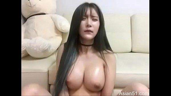 แคมฟรอกสาวเกาหลี นมอย่างใหญ่ ใครชอบแนวสาวเกาหลีรับรองอิ่มนม