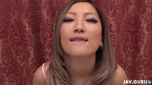 JAV japanxxx หนังโป๊ยุ่น สาวญี่ปุ่น หน้าเงี่ยน กำลังอ่อยควย