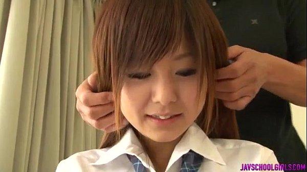 สาวญี่ปุ่น โดนลุงหลอกมาหนมให้กิน แต่ต้องแลกกับหีนะ เทอก็ยอมแลกเฉยเลย