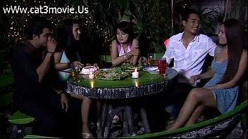 Rate R18+ หนังอาร์ไทยเรื่องยาว นวลนางข้างห้อง มีเซ็กส์กับเพื่อนสาวตอนเมา สลับคู่กันเย็ดอย่างทั่วถึงนี่แหละสาวไทย ร่านหีไม่เลือกควย
