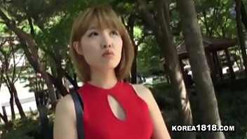 18+ สอนเธอเล่นหนังโป๊ สาวเกาหลีชุดแดง หีก็แดงไม่แพ้กัน ชวนมาเย็ดจนเธอเงี่ยน ผิวขาว นมน่ารัก เอาควยมาเย็ดเพลินๆ