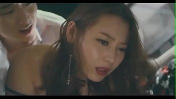 หนังโป้ไม่เซ็นเซอร์ XXX สาวเกาหลีหีสวย แอบซั่มในรถบนทางด่วน หนีมาเที่ยวกับแฟน โดนหลอกเย็ดหีฟรี จับกระเด้าจนปวดหี