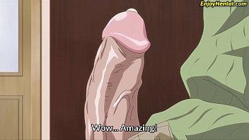 หนังโป้การ์ตูน Anime การ์ตูนโป๊ หนุ่มหื่นควยลุก เห็นหีแม่บ้าน จับแก้ผ้าแหกหีแล้วเบิร์น หีหมอยบางๆโดนเย็ดด้วยควยแข็งจัด