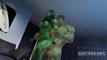 Avengers เผด็จศึก 18+ฮัค ยักษ์เขียวเย็ดสาวนมใหญ่หีเขียว พี่บึ้มซาดิสจับตอกหี เย็ดควยเต็มท่อนหีฉีกไหมจ๊ะ
