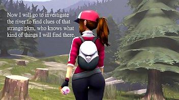 หนังโป๊3D โปเกม่อน 18+ นางเอกหลงป่าโดนโปเกม่อนลงแขก เย็ดทั้งหีทั้งตูด แถมยัดควยให้โม้ก ซาดิสสัดๆ